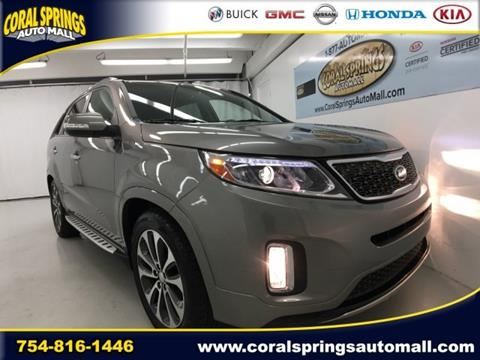 2014 Kia Sorento for sale in Coral Springs, FL