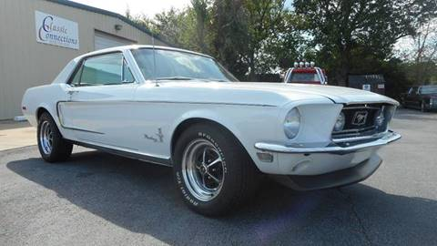 1968 Ford Mustang for sale in Greenville, NC