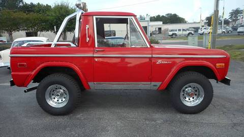 1974 Ford Bronco for sale in Greenville, NC