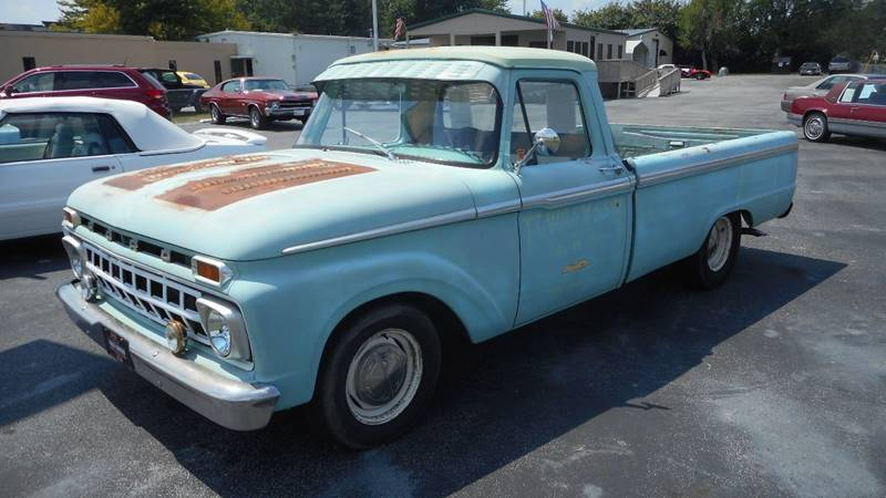 1965 Ford F-250
