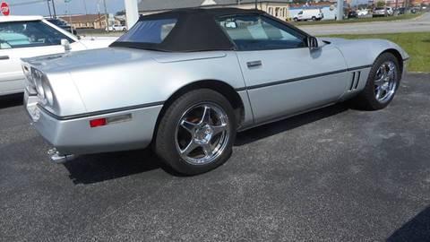 1987 Chevrolet Corvette for sale in Greenville, NC