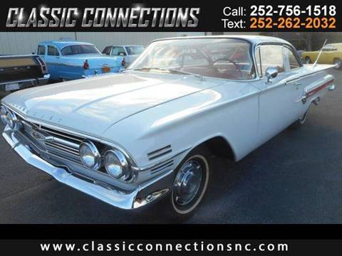 1960 Chevrolet Impala for sale at Classic Connections in Greenville NC