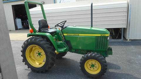 2000 John Deere 790