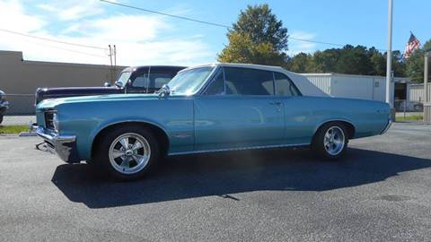 1964 Pontiac GTO for sale in Greenville, NC