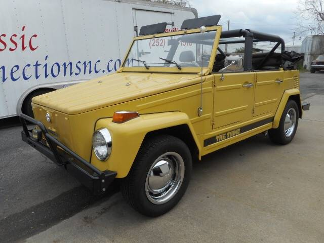 1973 Volkswagen Thing In Greenville, NC - Classic Connections