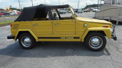 Volkswagen Thing For Sale >> Volkswagen Thing For Sale In Belgrade Mt Carsforsale Com