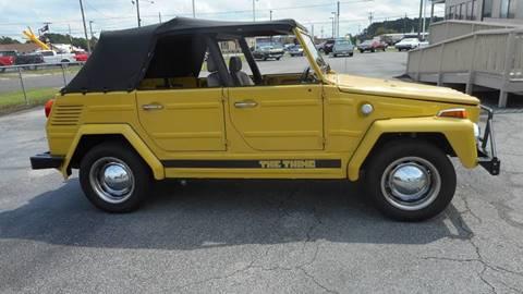 Volkswagen thing for sale in north carolina carsforsale 1973 volkswagen thing for sale in greenville nc altavistaventures Choice Image