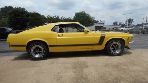 1970 Ford Mustang Boss 302 for sale in Greenville, NC