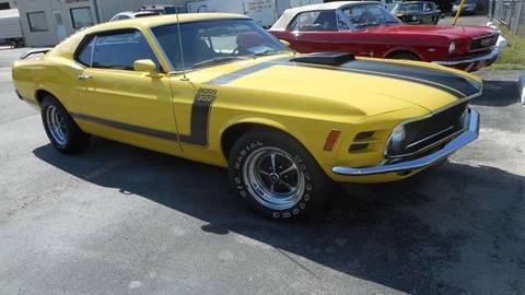 used ford mustang boss 302 for sale carsforsale com®1970 ford mustang boss 302 for sale in greenville, nc