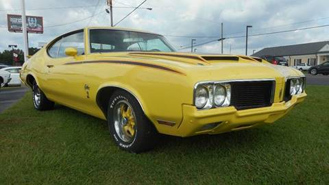 1970 Oldsmobile Cutlass for sale in Greenville, NC