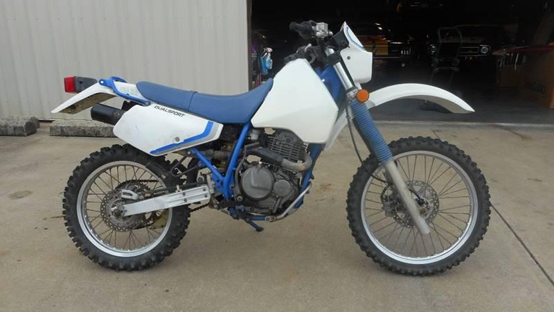 1993 Suzuki DR 250