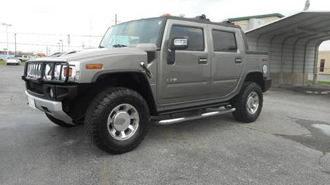 2008 HUMMER H2 SUT for sale in Greenville, NC