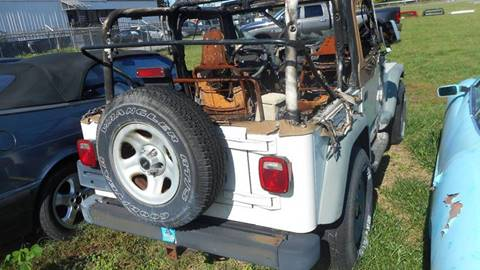 1998 Jeep Wrangler for sale in Greenville, NC