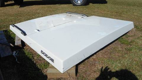 1998 LEONARD Dodge short bed BED COVER for sale at Classic Connections in Greenville NC
