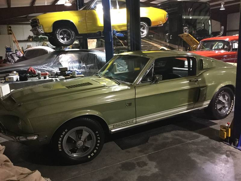1968 Ford Shelby GT500 3