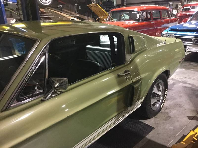 1968 Ford Shelby GT500 4