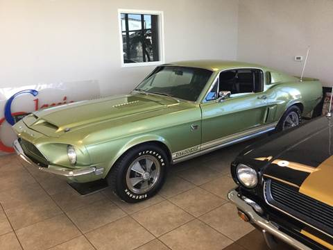 1968 Ford Shelby GT500 for sale in Greenville, NC