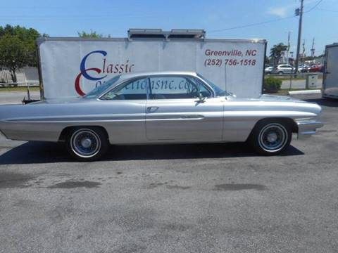 1961 Pontiac Catalina for sale in Greenville, NC