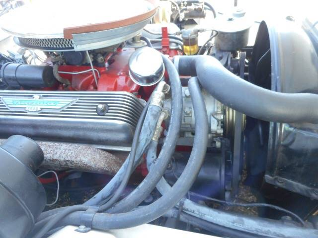 1957 Ford Thunderbird 24