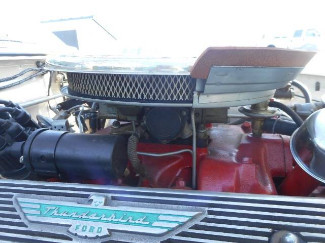 1957 Ford Thunderbird 25
