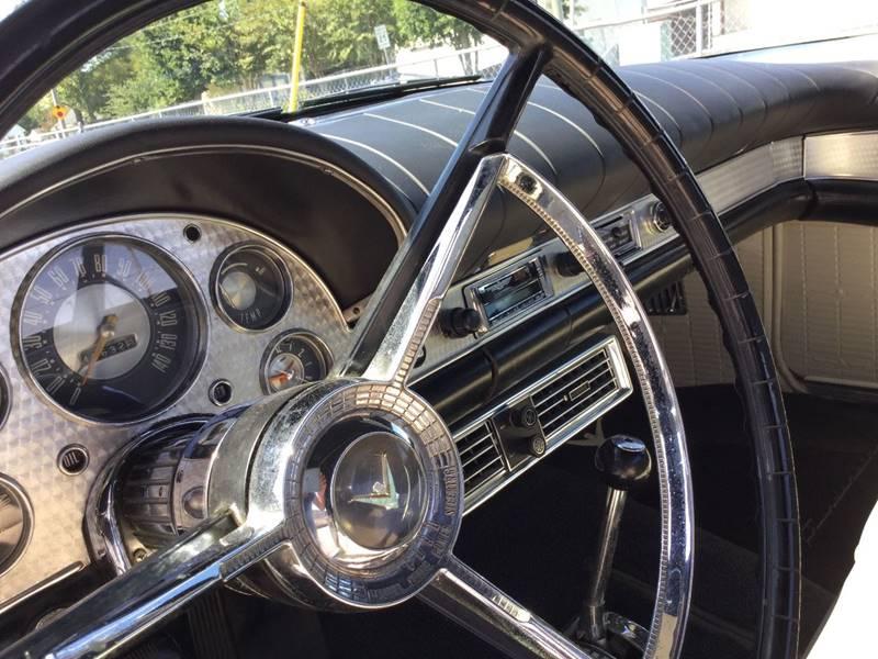 1957 Ford Thunderbird 16