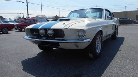 1967 Ford Shelby GT500 for sale in Greenville, NC