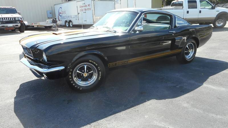 1966 Ford Shelby GT350H 5