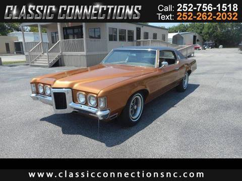 1969 Pontiac Grand Prix for sale in Greenville, NC