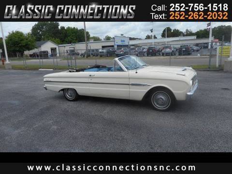 1963 Ford Falcon for sale at Classic Connections in Greenville NC