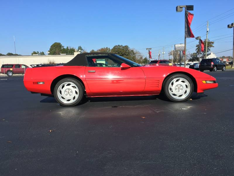 1991 Chevrolet Corvette 4