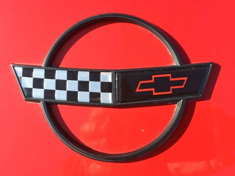 1991 Chevrolet Corvette 11