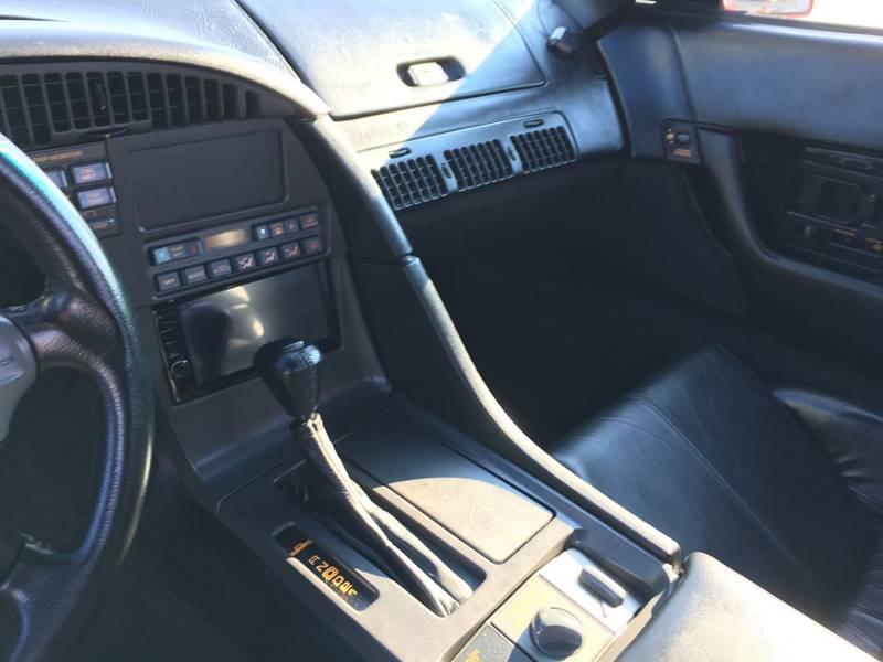 1991 Chevrolet Corvette 14