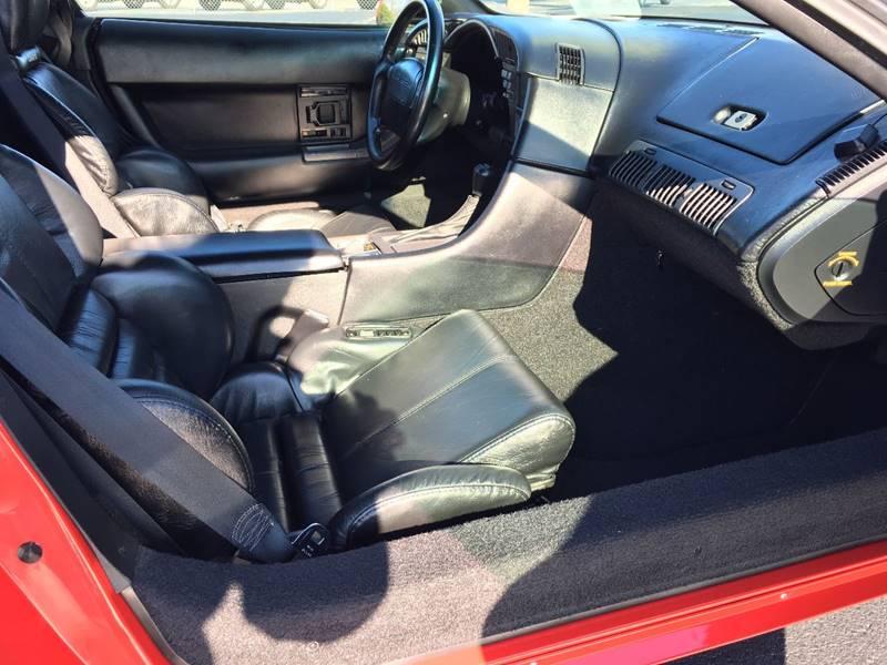 1991 Chevrolet Corvette 17