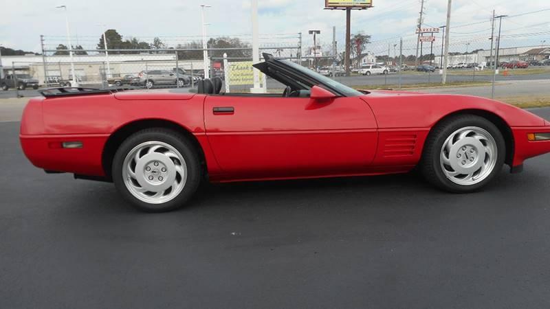 1991 Chevrolet Corvette 3