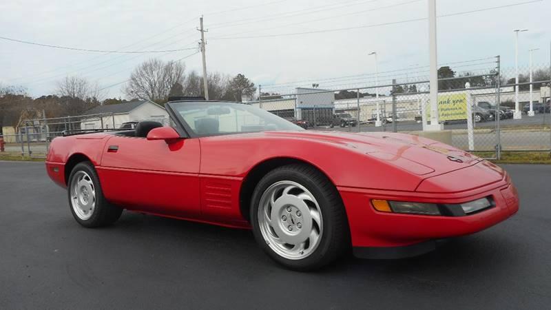 1991 Chevrolet Corvette 2