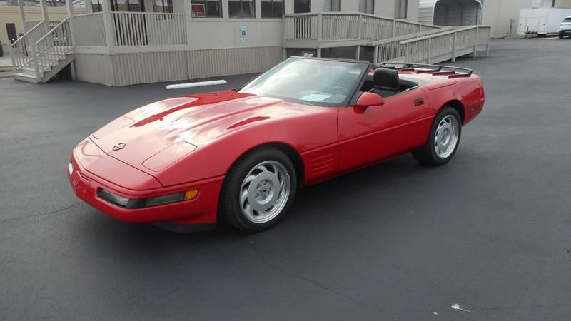 1991 Chevrolet Corvette 31
