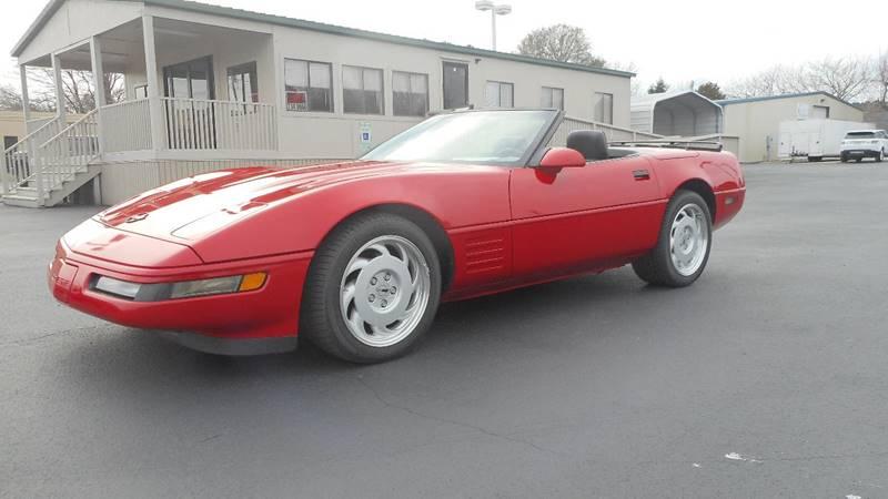 1991 Chevrolet Corvette 1