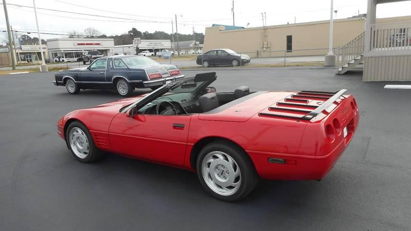 1991 Chevrolet Corvette 32