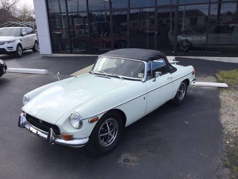 1971 MG B for sale in Greenville, NC
