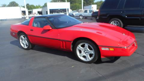 1985 Chevrolet Corvette for sale in Greenville, NC