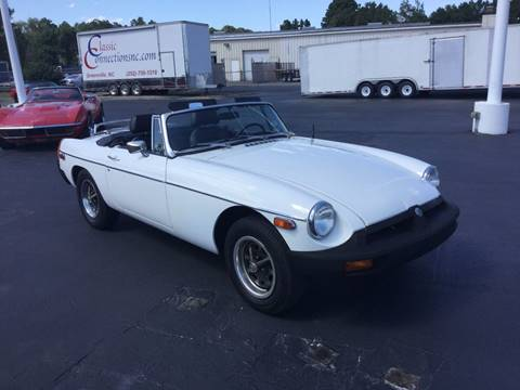 1977 MG B for sale in Greenville, NC