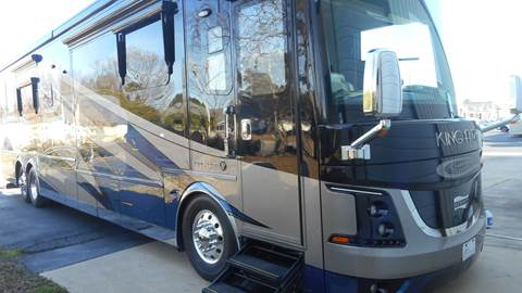 2018 Newmar KingAire for sale at Classic Connections in Greenville NC