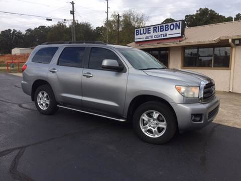 2008 Toyota Sequoia for sale in Pocola, OK