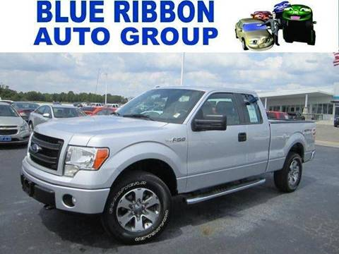 2013 Ford F-150 for sale in Roland, OK