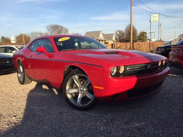 2015 Dodge Challenger Sxt In Roland Ok Blue Ribbon Auto Center Roland
