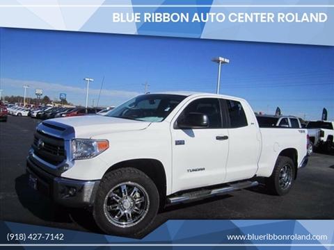 Blue Ribbon Auto Center Roland Car Dealer In Roland Ok
