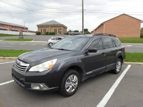 2010 Subaru Outback for sale at Auto Bahn Motors in Winchester VA