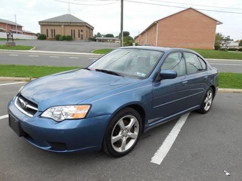 2007 Subaru Legacy for sale at Auto Bahn Motors in Winchester VA