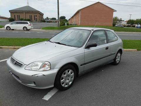 1999 Honda Civic for sale at Auto Bahn Motors in Winchester VA