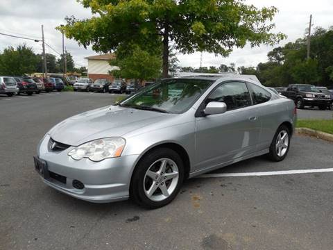 2002 Acura RSX for sale at Auto Bahn Motors in Winchester VA